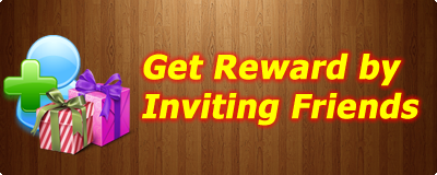 Invite reward